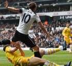 Tottenham simpel door, Janssen scoort