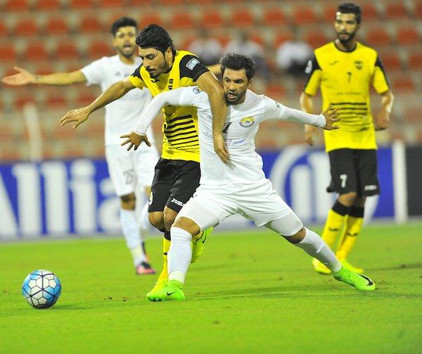Al Zawra'a vs Al Suwaiq
