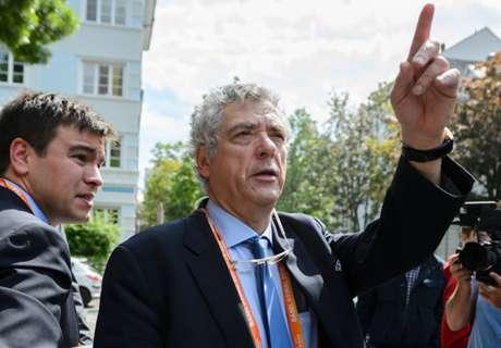 Spain arrest FA chief over corruption