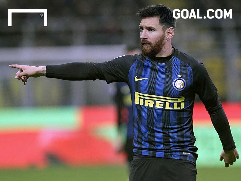 Montage GFX Messi Inter