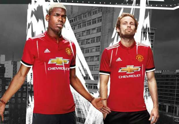 9403943b0 Premier League kits  Man Utd