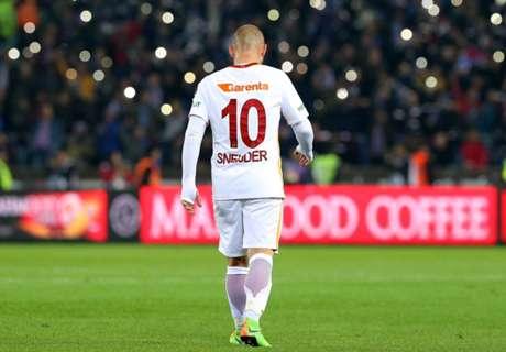 Wesley Sneijder: Überraschungswechsel?