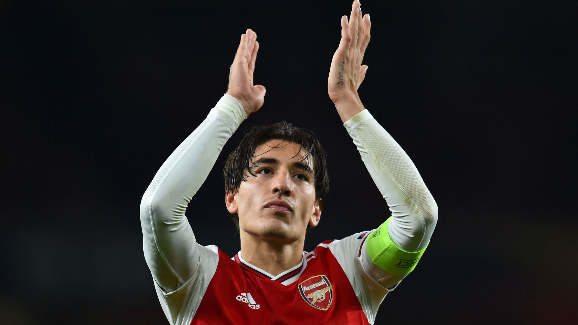 Bellerin 'gutted but very proud' after Arsenal's Carabao Cup penalty shootout exit