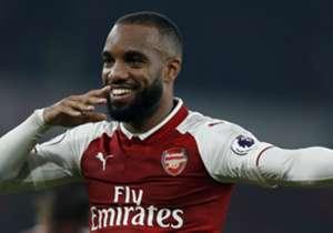 Anda bisa berduel dengan striker Arsenal Lacazette dalam FIFA 18! Berikut skuat pemain Prancis itu, yang dinamakan 'Lacaz FC', di Ultimate team mode.
