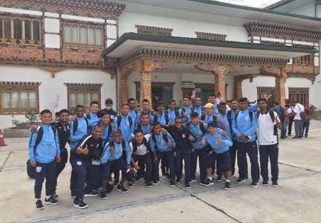 India U-18 taste defeat in SAFF opener