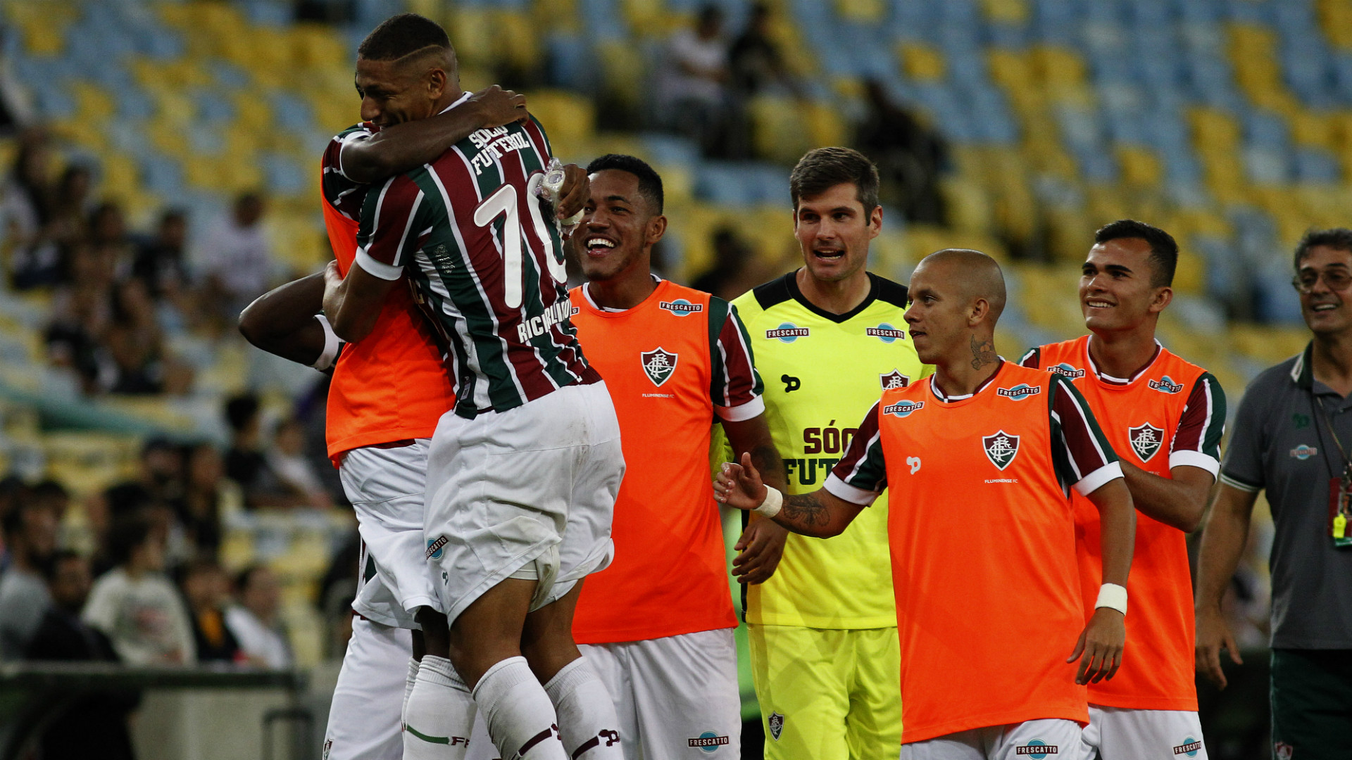 Fluminense x Vasco - 22/04/2017