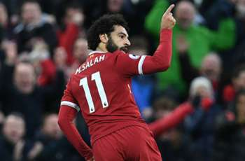 PICS: Salah's brace powers Liverpool past Southampton