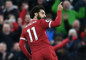 The Egyptian was on target twice as the Reds handed the Saints their fifth defeat of the season at Anfield