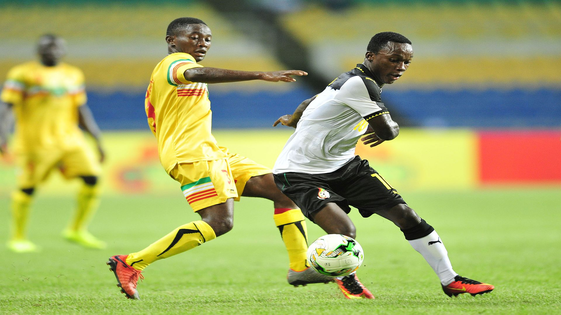 Mali defeats Ghana to win U-17 AFCON