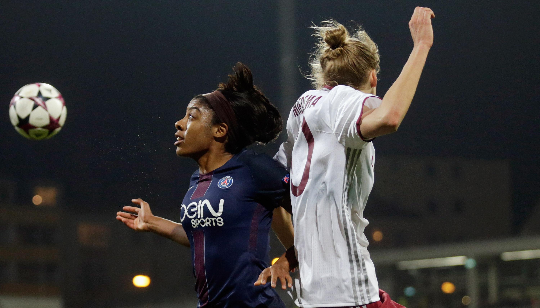 WCL - Les Lyonnaises mettent Man City au pas !