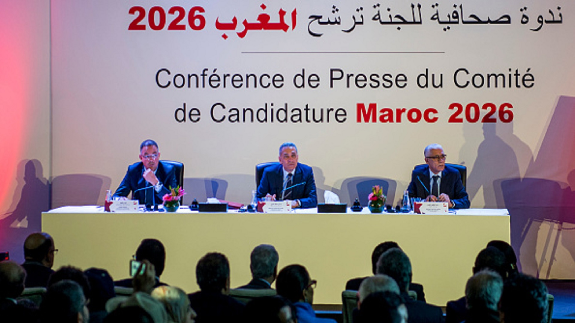 Morocco escalate 2026 World Cup bid despite Fifa's red flags