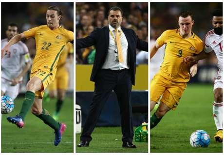 COMMENT: Socceroos still unconvincing