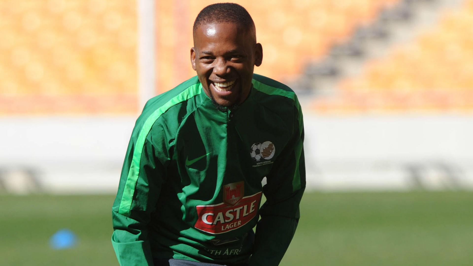 Bafana Bafana, Aubrey Ngoma