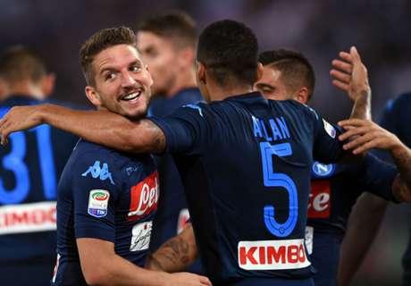 Klasemen Sementara Serie A