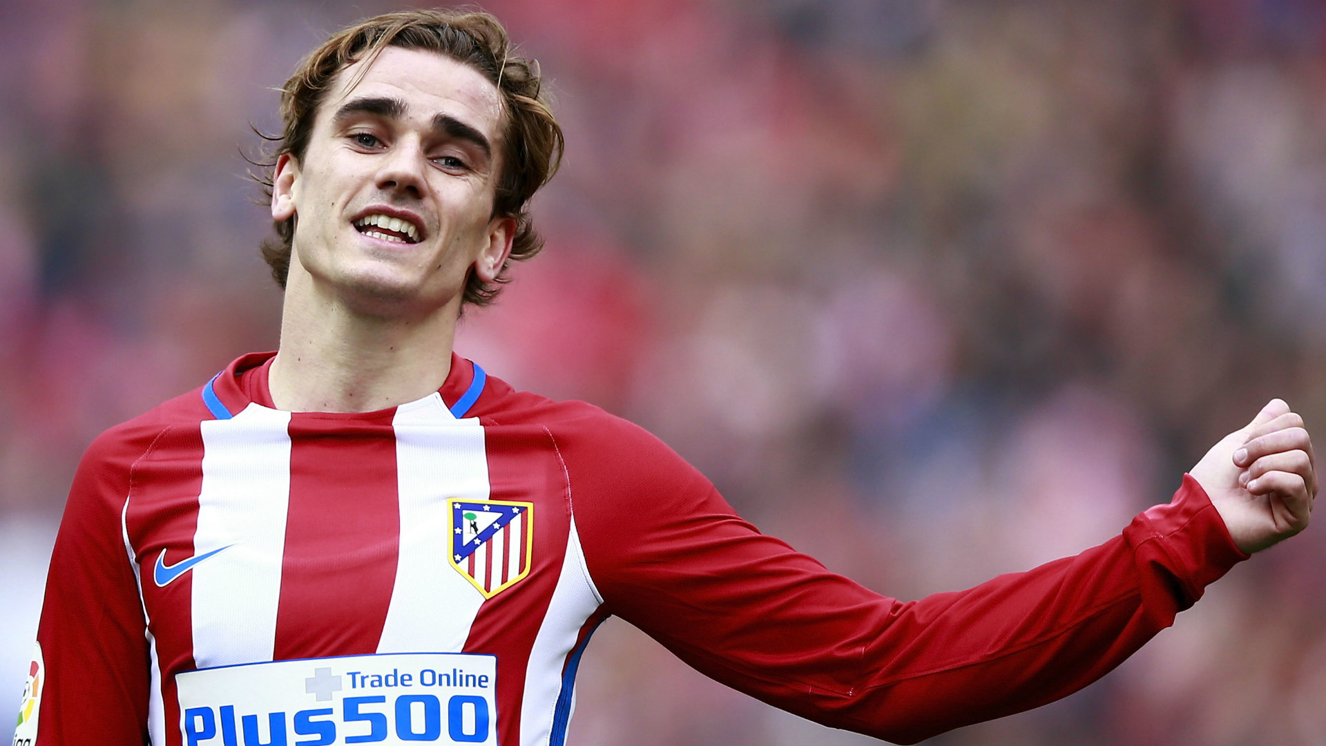 Antoine Griezmann profile The Atletico Madrid star s rise to