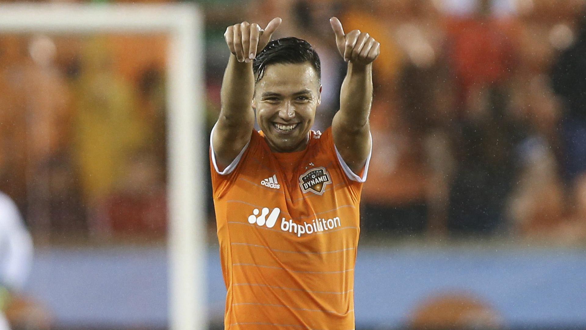 Erick Cubo Torres Houston Dynamo