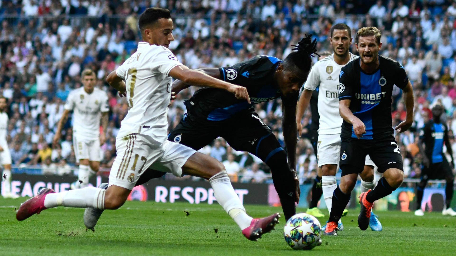 Real Madrid-Club Bruges 2-2, le Real déçoit encore en Ligue des champions