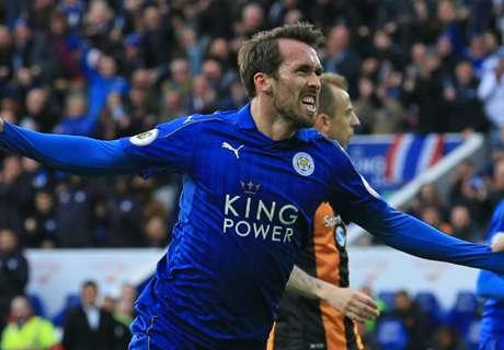 Leicester recuperó la memoria