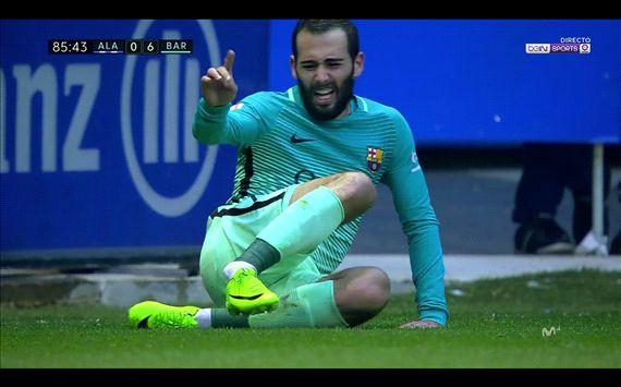 Aleix Vidal Barcellona