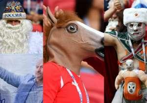 De Confederations Cup 2017 is een samensmelting van allerlei culturen die een voetbalfeestje vieren in Rusland. De beelden op een rijtje!
