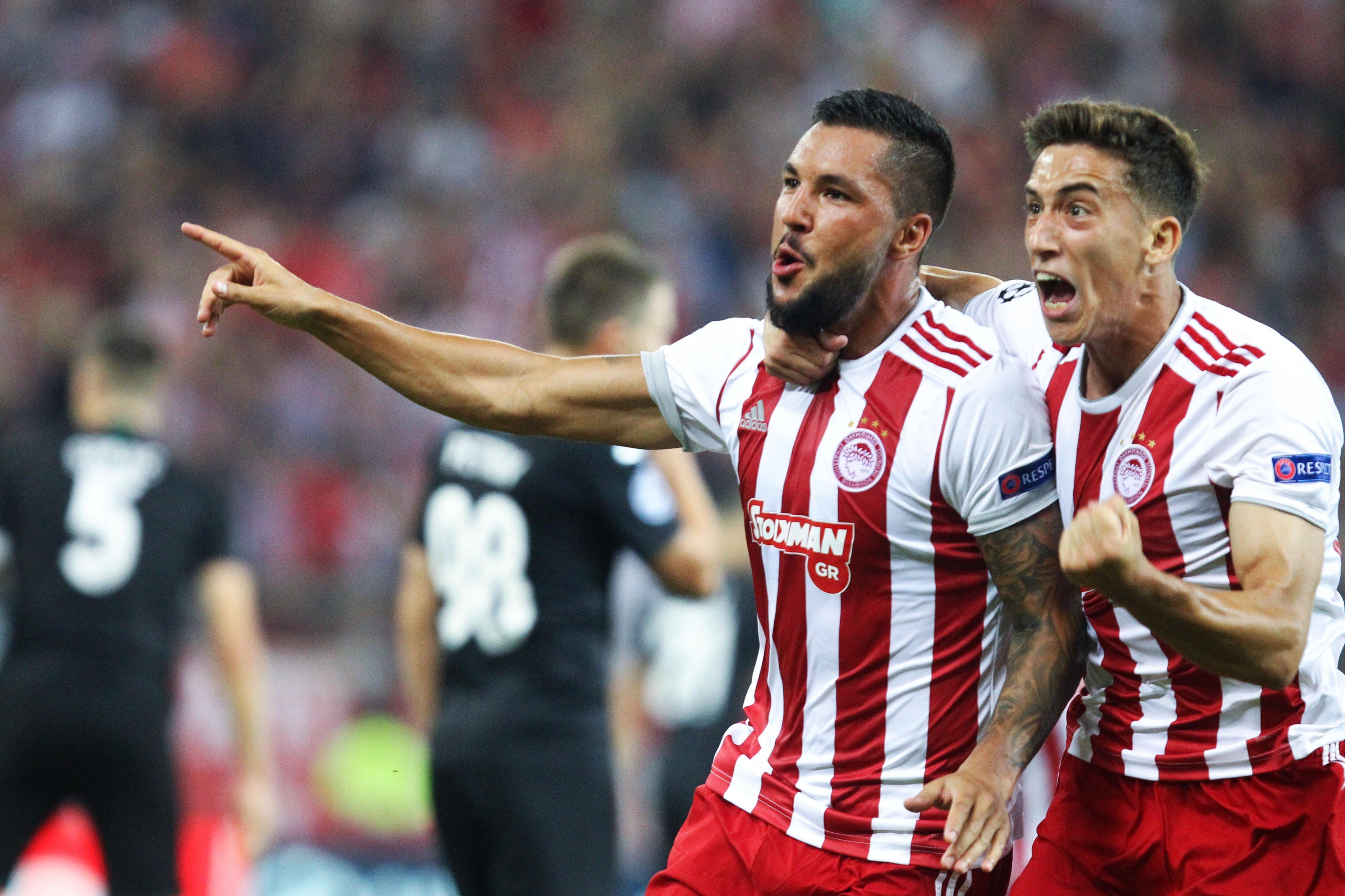L'Olympiakos et le Dinamo Zagreb aux portes de la C1... Le résumé de la soirée en Ligue des Champions
