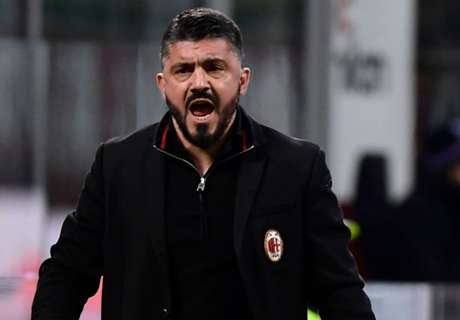 Gattuso: My work is to be the players' nightmare