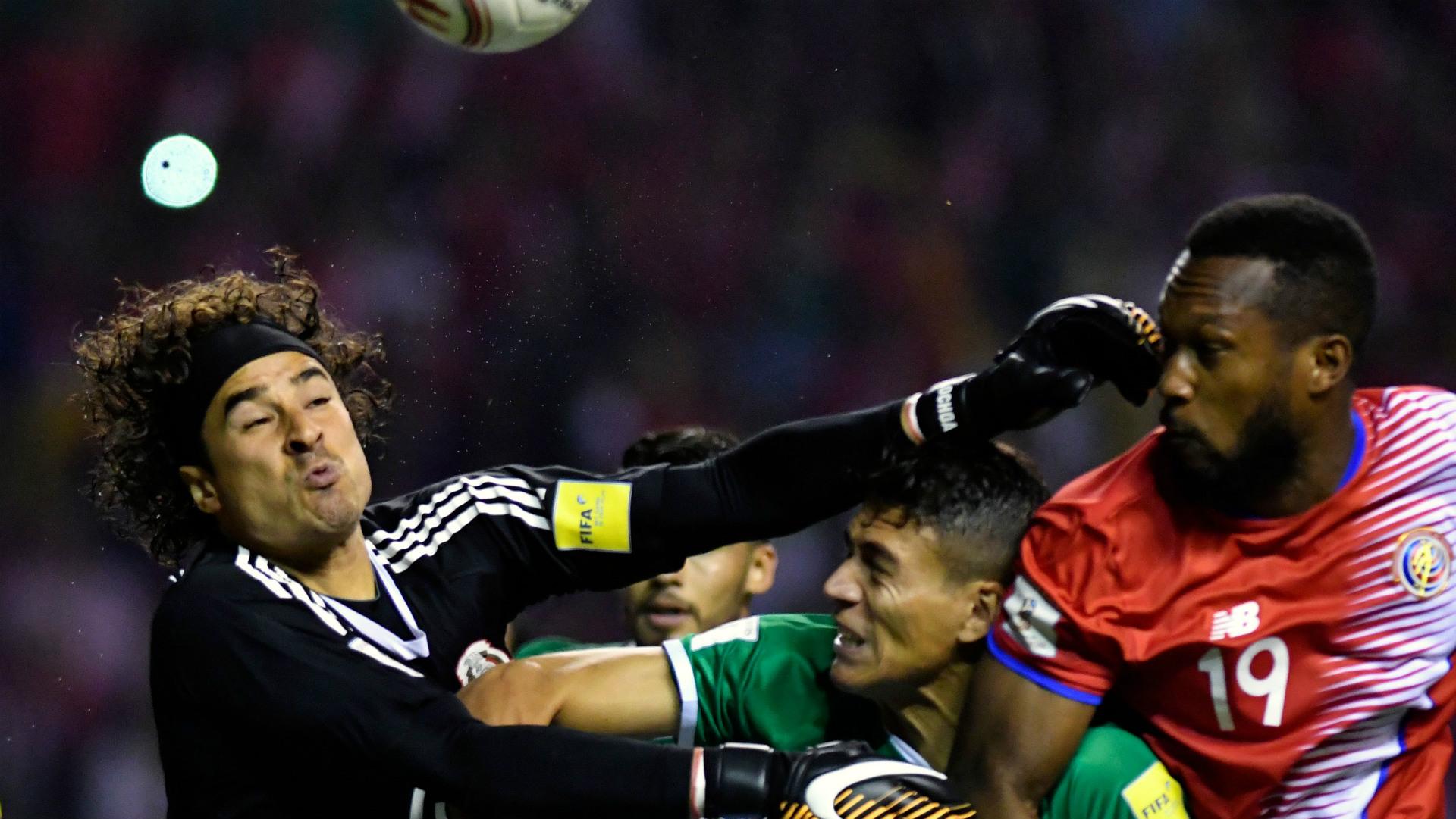 Guillermo Ochoa Mexico