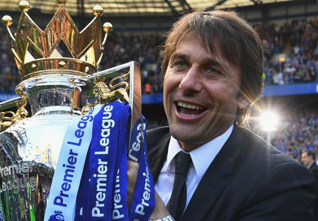 Image result for Antonio Conte LMA Manager of the Year awards