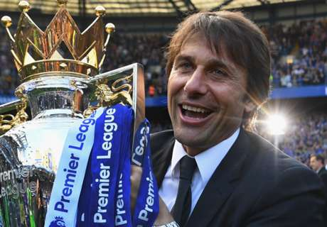 Conte named Manager of the Year