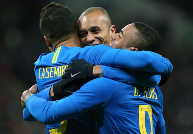 Coutinho's central role and Paulino artilheiro - five lessons from Russia 0-3 Brazil