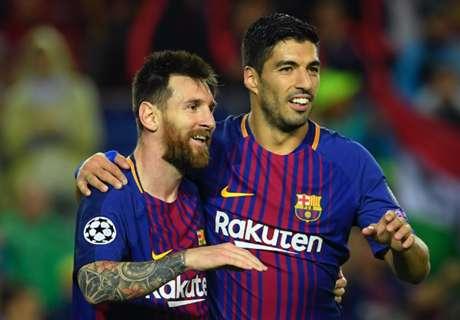 Messi erzielt 100. Champions-League-Tor