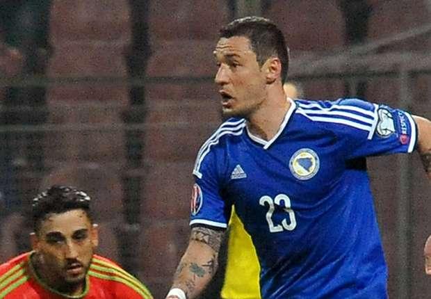 Sejad Salihović vratio se u reprezentaciju BiH nakon skoro dvije godine
