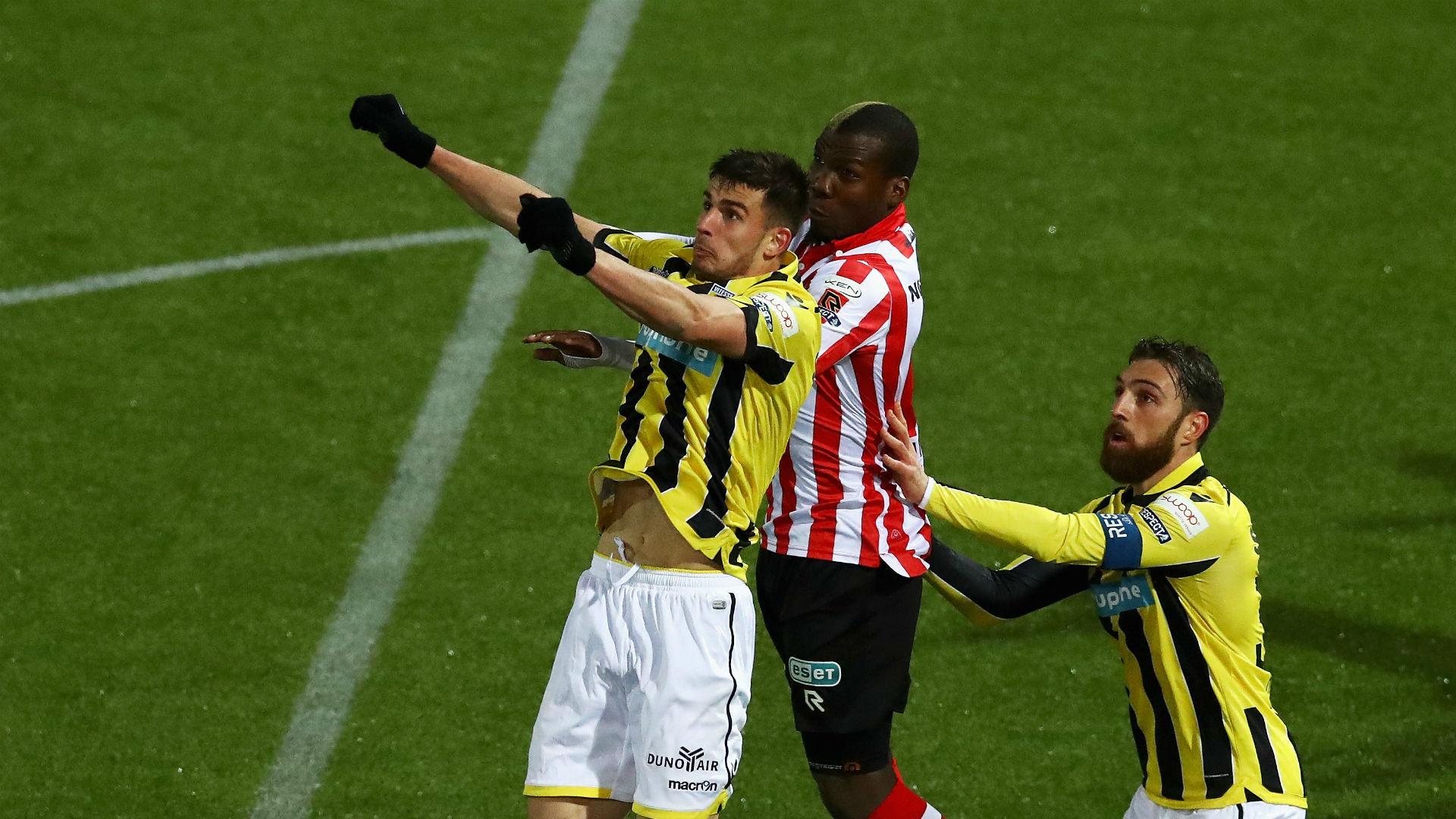 Matt Miazga Mathias Pogba Vitesse Sparta Eredivisie 031017