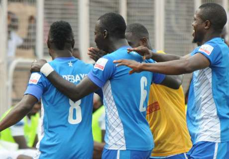 3SC's cup progress relieves Amoo