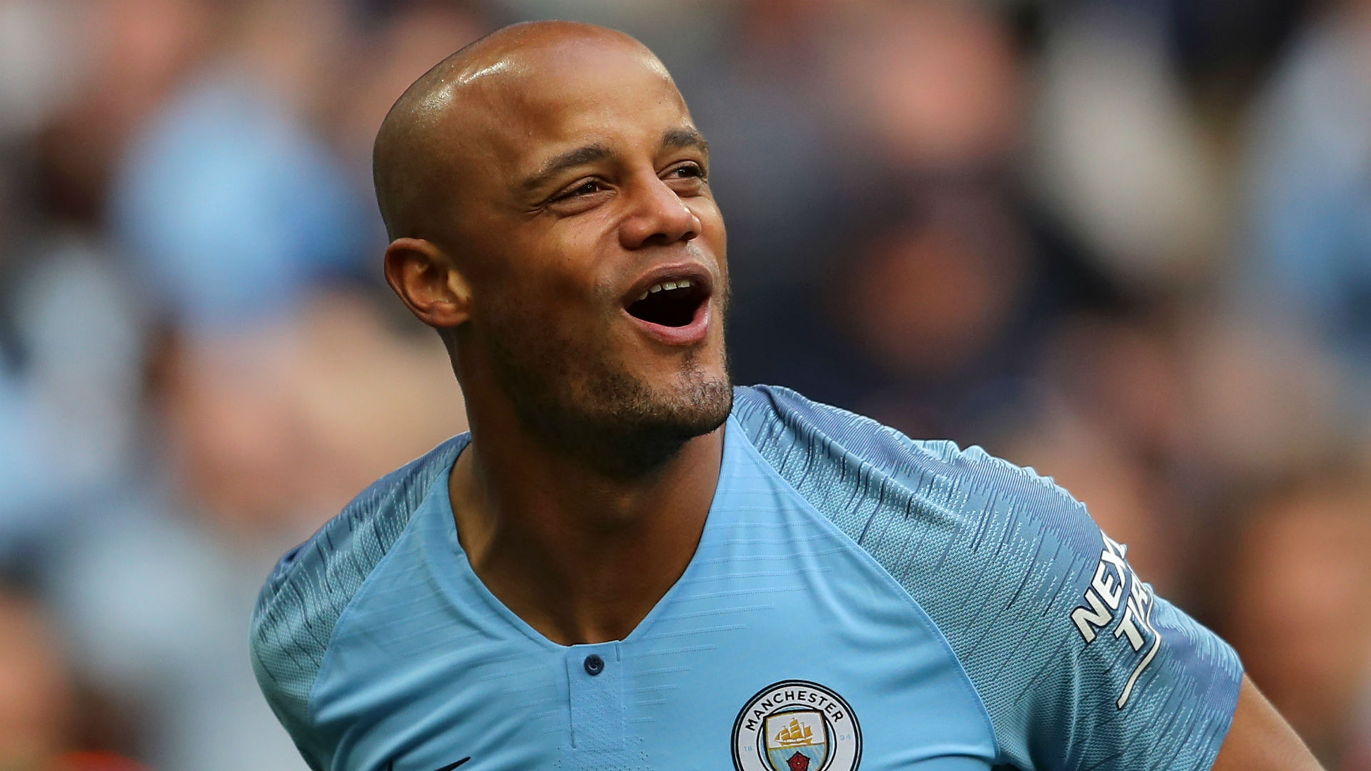 Kompany admits he could have left Man City much sooner and chased more titles