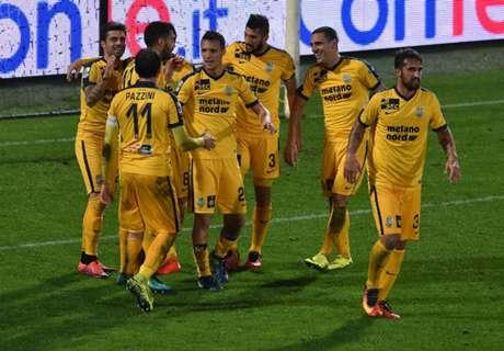 Serie B, 18ª - Verona ko, frena Benevento