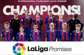 Barcelona beat Real Madrid to win LaLiga Promises