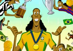 Playmaker legendaris Brasil Ronaldinho telah resmi mengucapkan selamat tinggal pada sepakbola alias gantung sepatu di usia 37 tahun. Sepanjang berkarier, Ronaldinho meraup beragam kesuksesan di level klub dan timnas. Saat masih berusia 22 tahun, ia sud...
