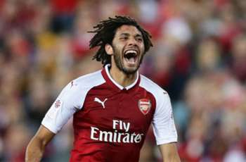 EXTRA TIME: Elneny gets new shirt number as Aubameyang models new Arsenal kit