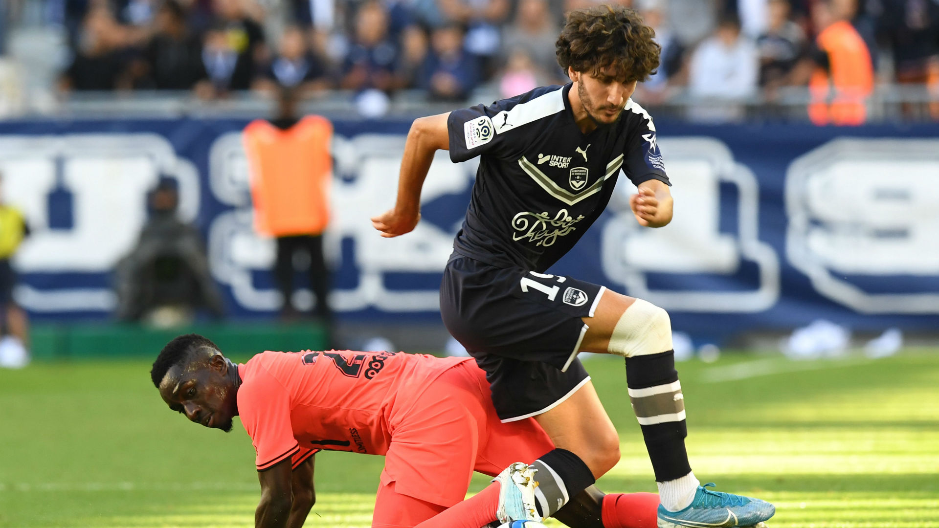 'I am French and Algerian' – Adli discusses his international future