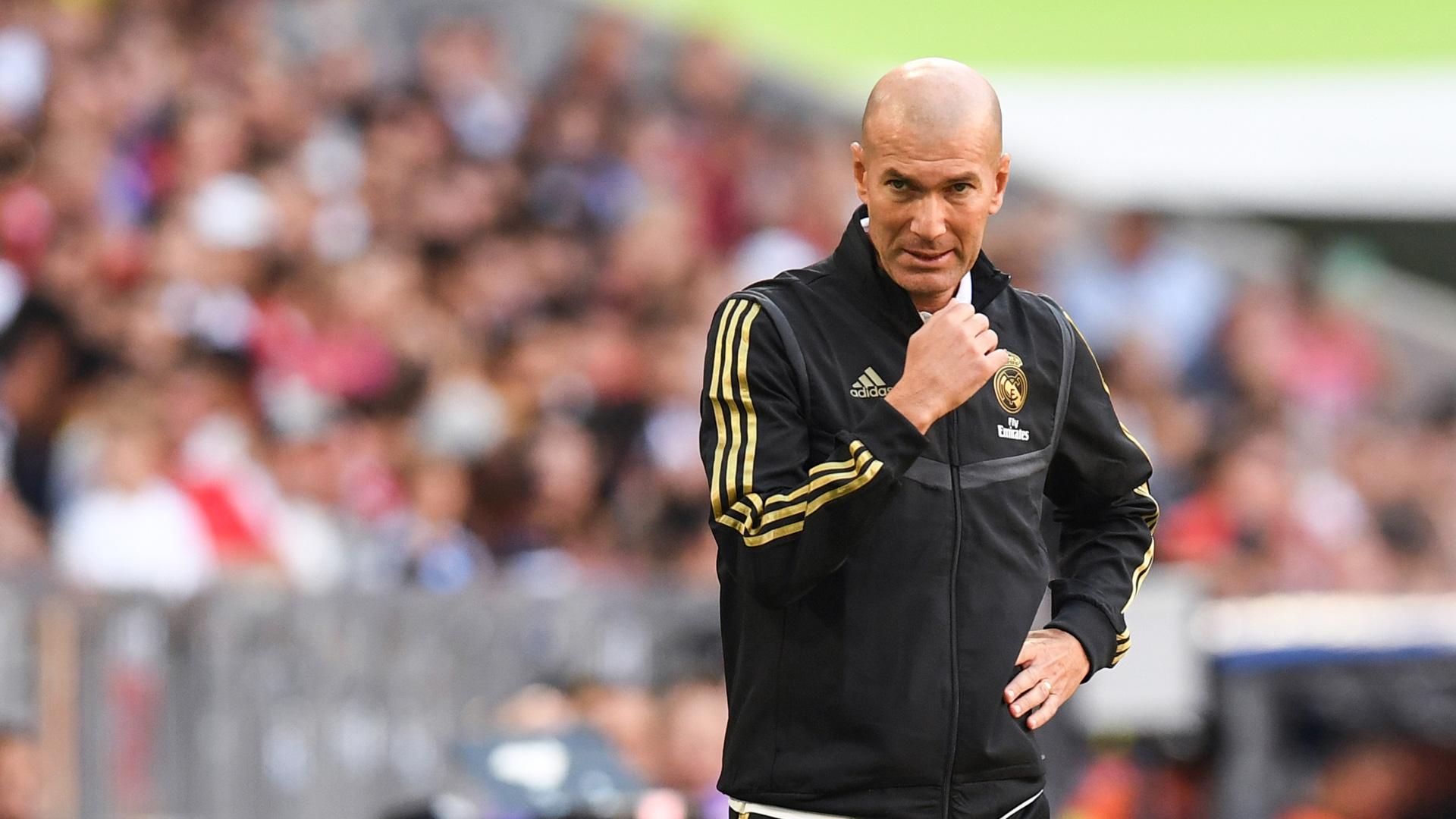 VIDÉO - Real Madrid : la réponse de Zinédine Zidane aux critiques