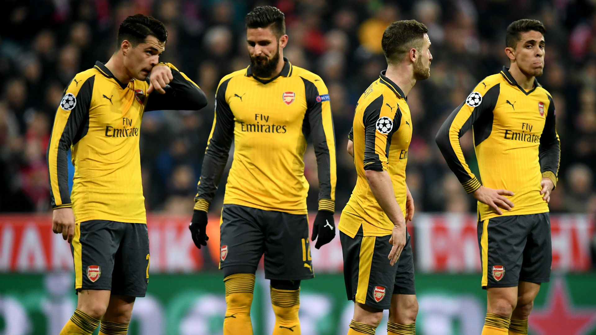 A Defensive Shambles Arsenal Become First English Team To