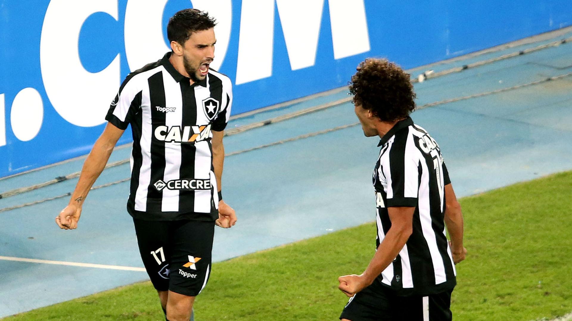 Rodrigo Pimpão Camilo Botafogo Libertadores Atlético Nacional 24 05 2017