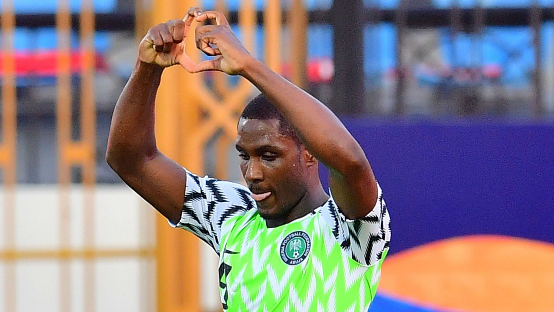 Odion Ighalo wins Africa Cup of Nations Golden Boot