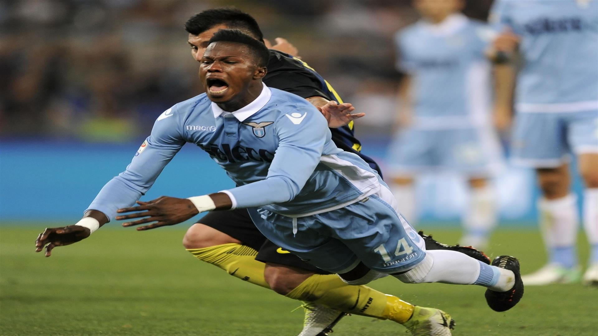 Keita Balde vs Internazionale