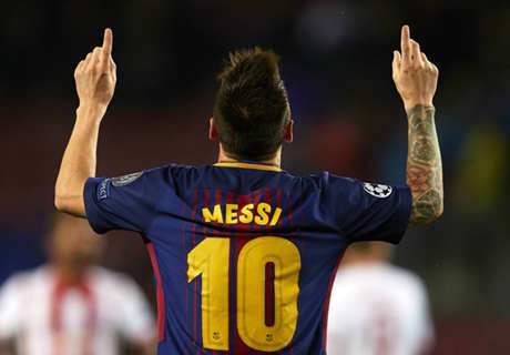 Messi fa 100 goal in Europa: 12 alle italiane