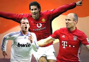 Die Niederlande hat in ihrer Fußball-Geschichte eine Vielzahl an großen Spielern hervorgebracht. Goal zeigt euch die zehn teuersten aller Zeiten.