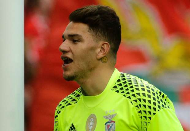 'I'm very happy!' - New Man City goalkeeper Ederson delighted with €40m transfer