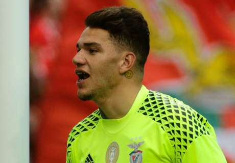City target Ederson expecting to leave