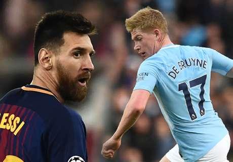 Messi y el mejor equipo de Europa hasta la fecha